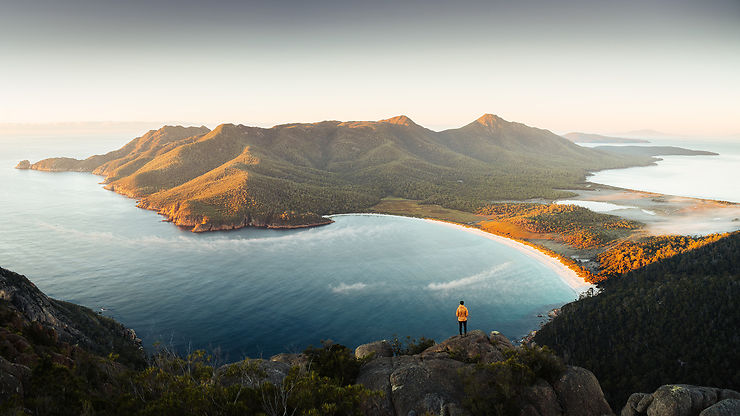 Le parc national de Freycinet