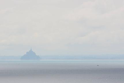 Mont Saint Michel depuis Cancale