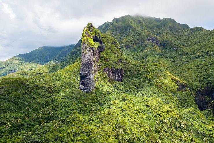 Raiatea, l'île sacrée des Maoris