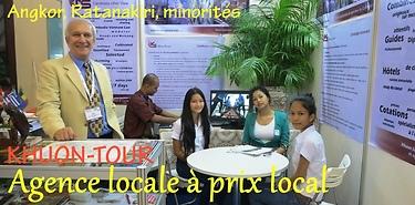 Cambodge 15 Jours Angkor, Ratanakiri, minorités