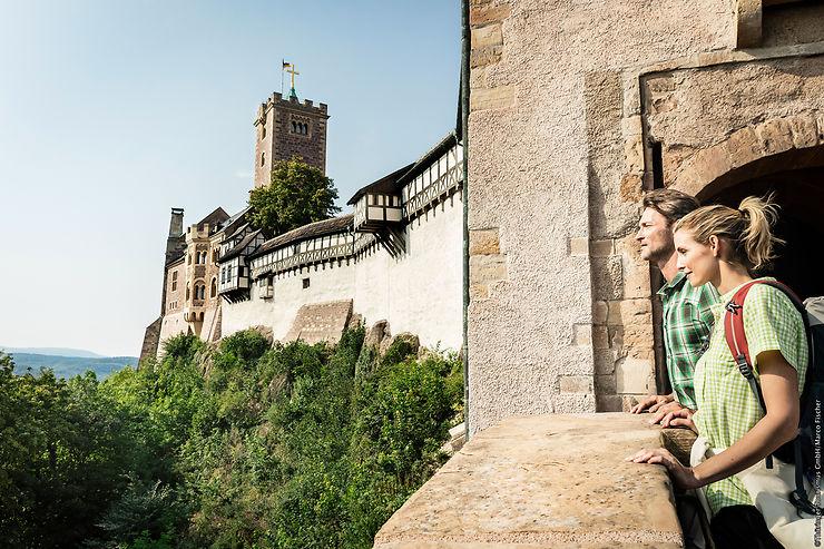 Le château de la Wartbourg