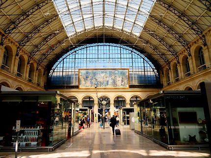 Entrée principale, Gare de l'Est