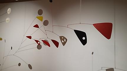 Expo Futurs à la Vieille Charité : Calder