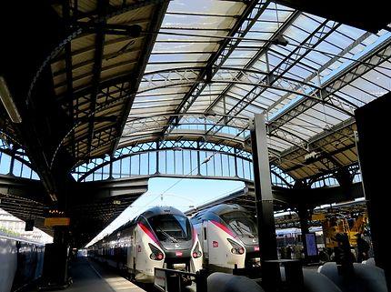 TGV: trains à grande vitesse