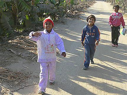 Escorte d'enfants Egypte