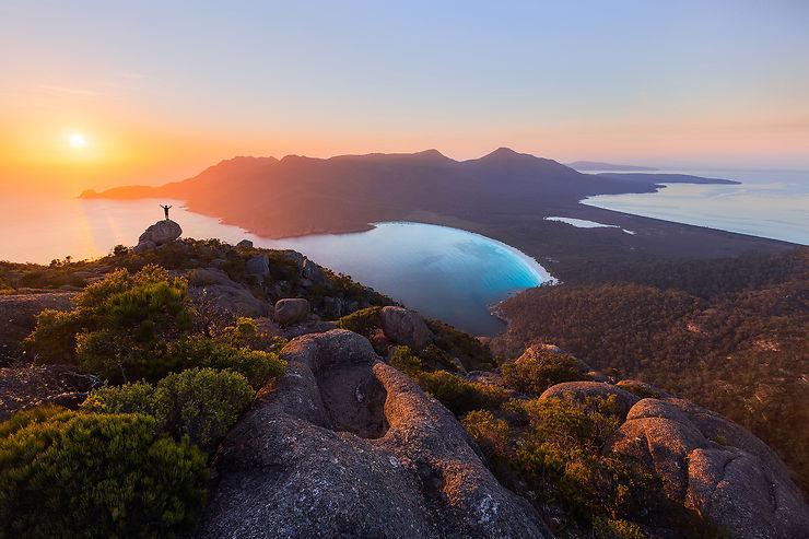 L'est de la Tasmanie, entre plages et parcs nationaux