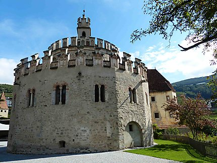 Abbaye de Novacella - Dolomites
