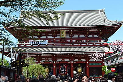 Plus ancien temple bouddhiste du Japon