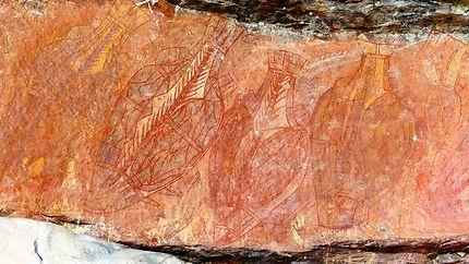 Peintures rupestres, Ubirr