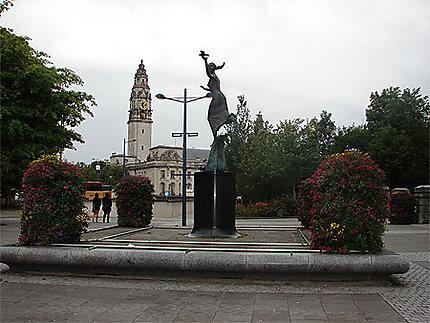 Place de Cardiff