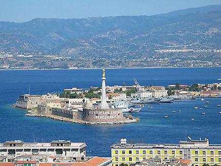 Messine : Messina (Messine) : Sicile ionienne : Sicile ...