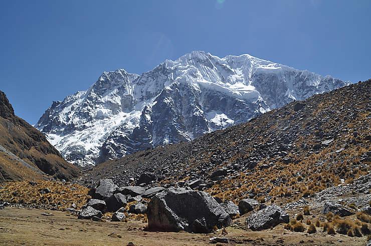 Trek du Salkantay : itinéraire bis pour le Machu Picchu