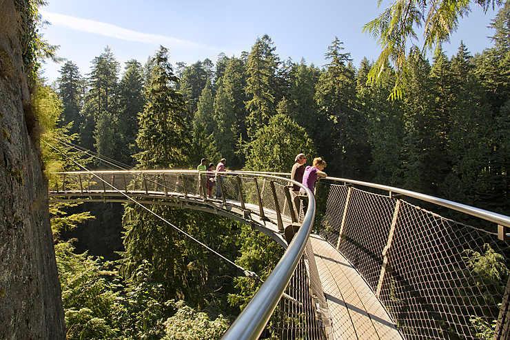 Colombie-Britannique : Vancouver, une ville au naturel