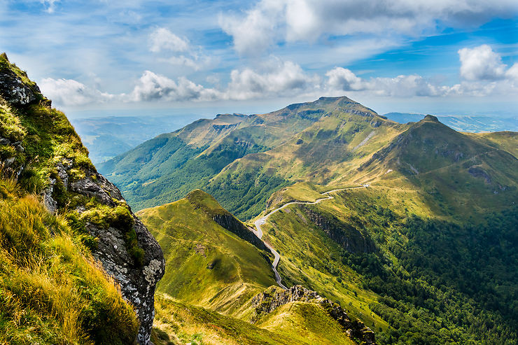 Monts du Cantal - Auvergne