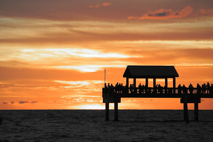 Pier 60, Clearwater, Floride