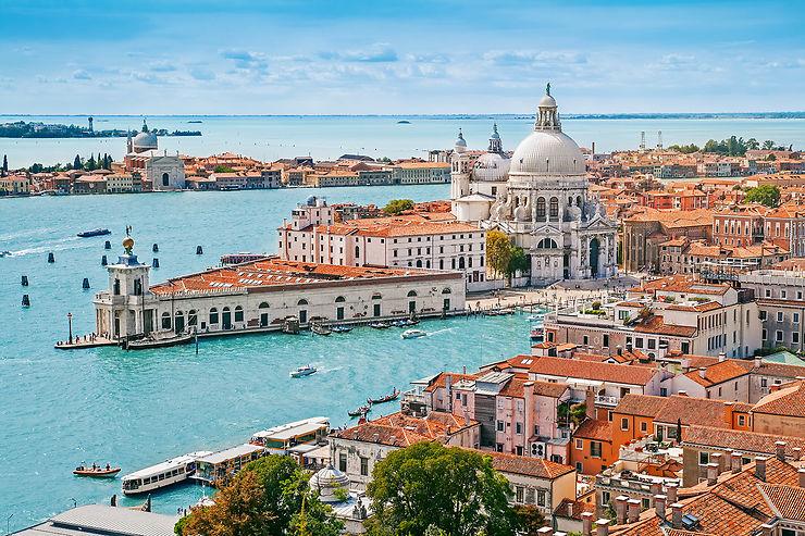 Venise en train - Italie
