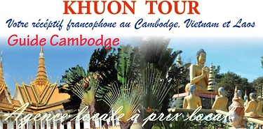 Cambodge Présentation de 20 circuits phare