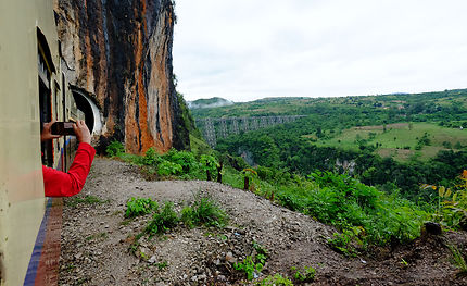 Viaduc de Gok Teik, Birmanie