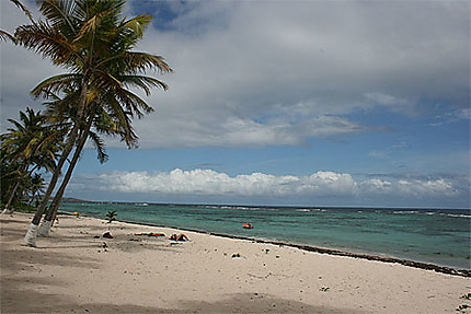 La belle plage du Souffleur