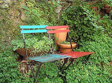 Les chaises amoureuses