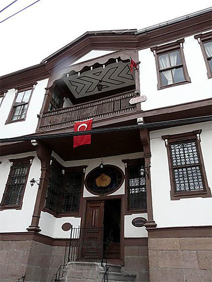 Maison à colombage de la citadelle