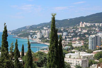 La ville de Yalta