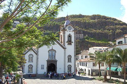 Eglise matrice (XVI) à Ribeira Brava