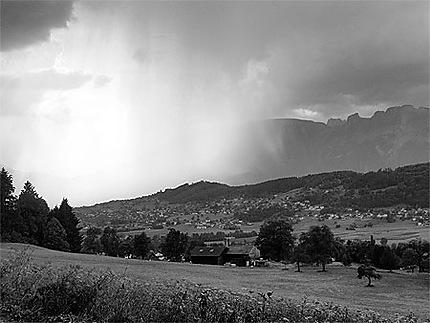 Le ciel après l'orage