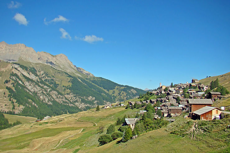 Saint-Véran et le Queyras – Hautes-Alpes