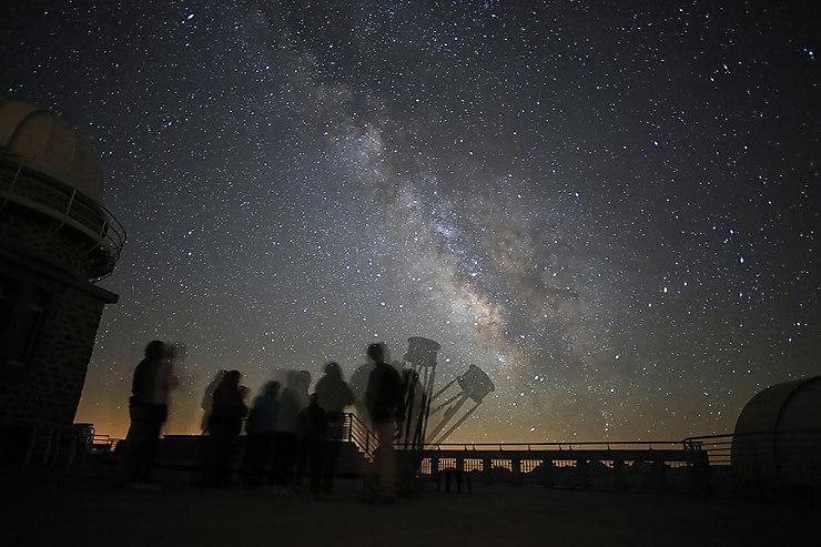 Où observer les étoiles dans le monde ?