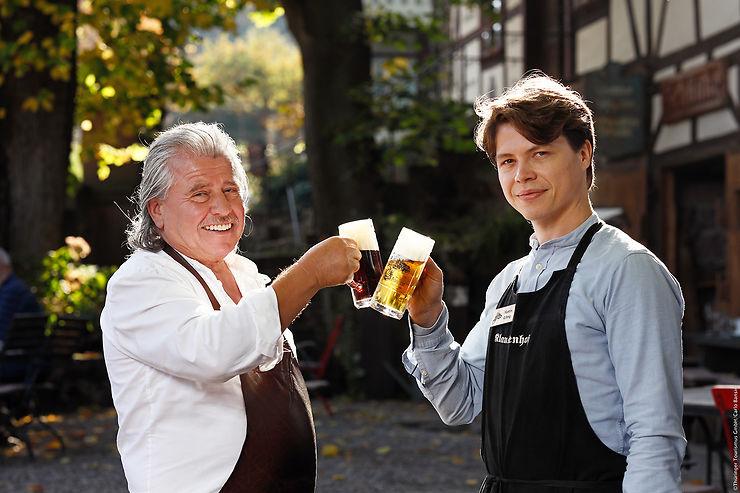 La bière en Thuringe