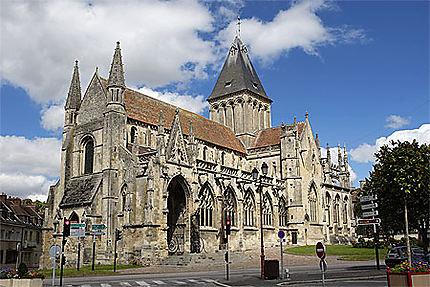 Eglise St-Gervais, Falaise
