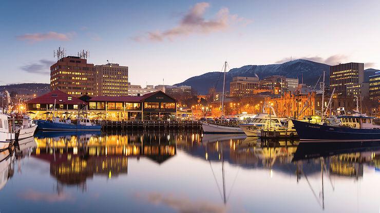 Hobart, une capitale dynamique