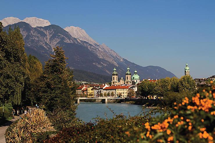Autriche : Innsbruck, la belle du Tyrol
