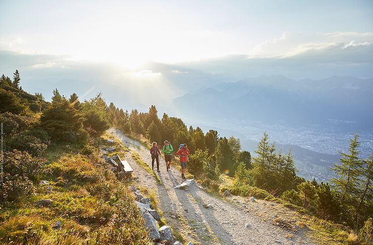 Autriche - Innsbruck Trek : rando dans les sommets du Tyrol