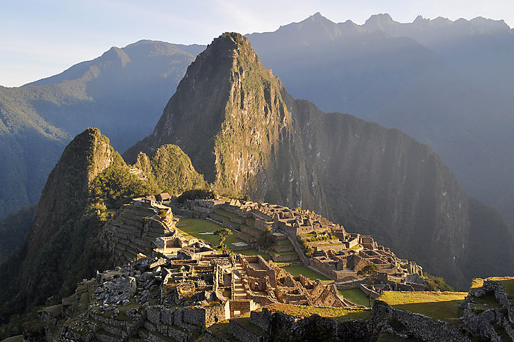 5e jour : Aguas Calientes - Machu Picchu