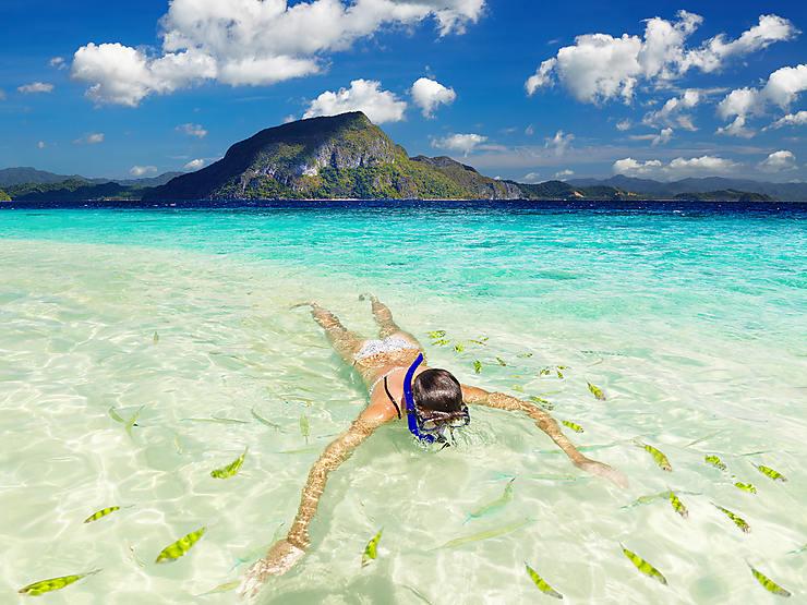 Paradis, Île de Boa Vista, Cap-Vert
