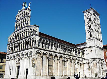 La chiesa di San Michele in Foro