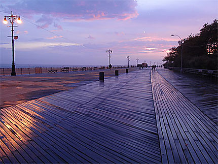 De Coney Island à Brighton Beach