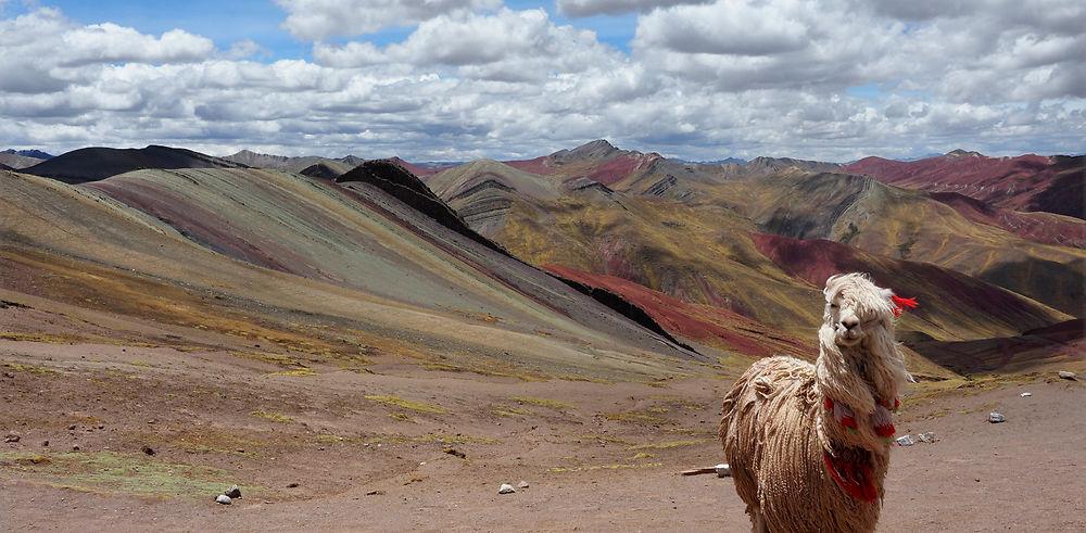 Palcoyo, des montagnes colorées sans touristes