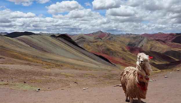 Palcoyo, des montagnes colorées sans touristes surlaroutedenosvoyages
