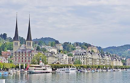 Lucerne centre