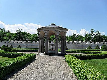 Les jardins de la Bastie d'Urfé