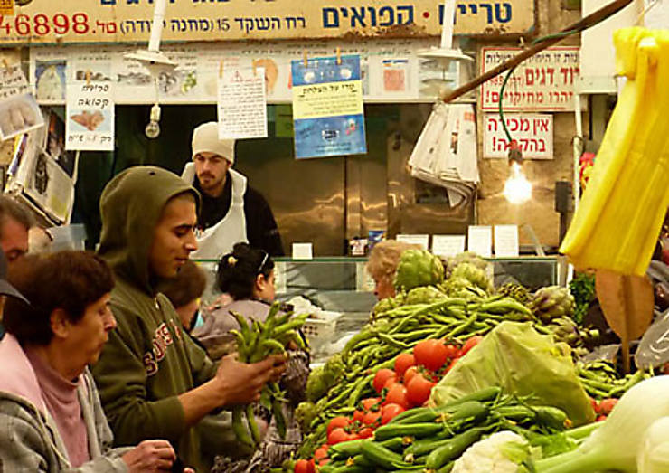 Jérusalem, un formidable théâtre humain
