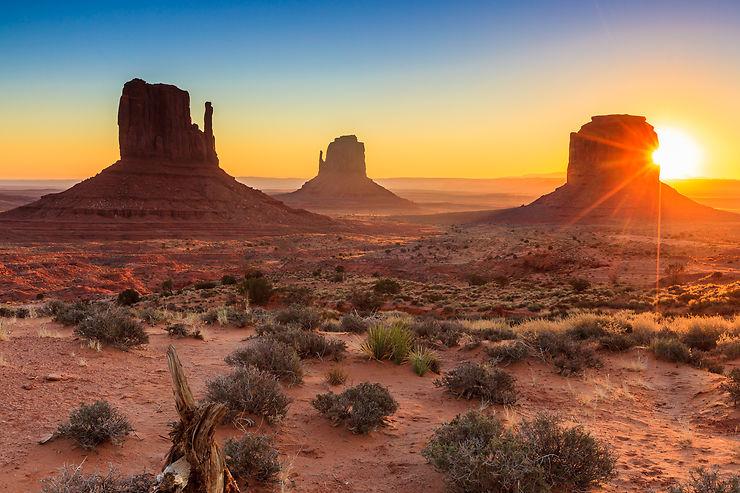 Grand Canyon Hotels >> Parcs nationaux de l'Ouest américain : nos coups de coeur : Monument Valley - Arizona - Routard.com