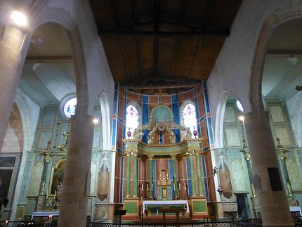 Chœur plein de couleurs, Saint-Martin-de-Ré