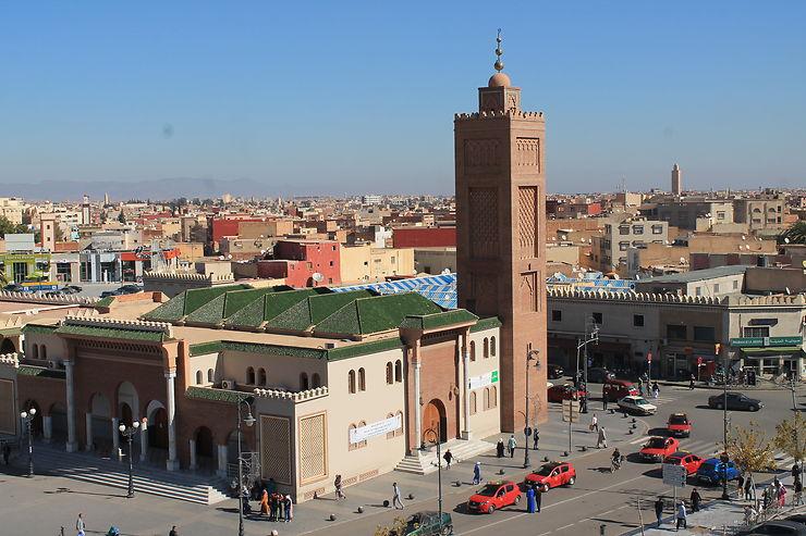 Mosquée Al Fadila, Oujda, Maroc