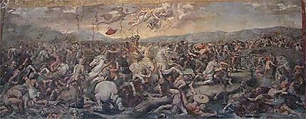 Bataille contre Maxence