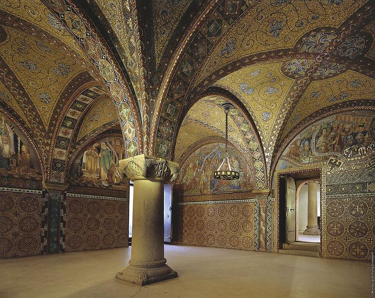 Jour 1. À la découverte du château de la Wartbourg