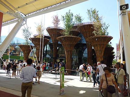 Pavillon vietnam (expo2015)